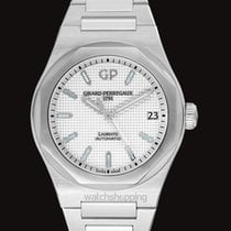 Girard Perregaux Steel 42.00mm Automatic 81010-11-131-11A new United States of America, California, San Mateo