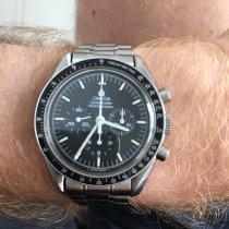 Omega Speedmaster Professional Moonwatch Stål 42mm Sort Ingen tal Danmark, Valby