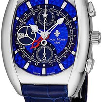 Louis Moinet Steel 40mm Automatic LM.082.10.21 new