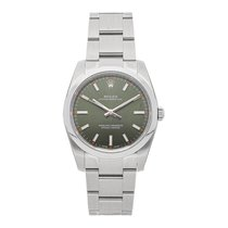 Rolex 114200 Steel Oyster Perpetual 34 34mm pre-owned United States of America, Pennsylvania, Bala Cynwyd