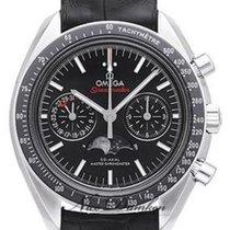 Omega Speedmaster Professional Moonwatch Moonphase 304.33.44.52.01.001 2020 nouveau