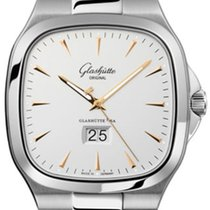 Glashütte Original Seventies Panorama Date Steel 40mm Silver No numerals United States of America, Florida, Miami