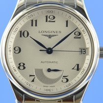 Longines Master Collection L2.666.4 pre-owned