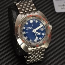 Doxa Steel Automatic SUB 1200T pre-owned