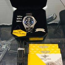 Breitling Superocean A17340 1999 подержанные