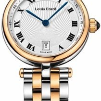 Louis Erard Romance Steel 30mm