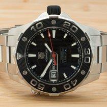 TAG Heuer Aquaracer 500M Steel 43mm Black