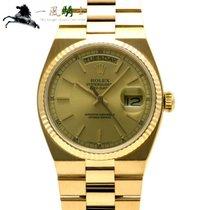 Rolex Day-Date Oysterquartz 19018 1986 rabljen