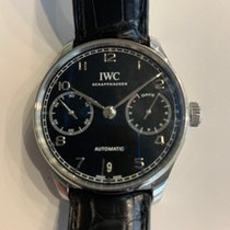 IWC Portuguese Automatic REF/IW500703 2017 tweedehands