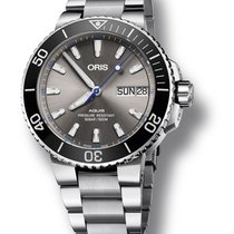Oris Hammerhead Limited Edition 01 752 7733 4183-Set MB 2017 new