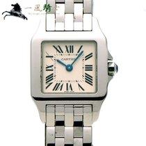 Cartier Santos Demoiselle Steel 28mm Silver