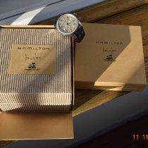 Hamilton Khaki Field Pioneer Zeljezo 42mm Boja šampanjca Arapski brojevi