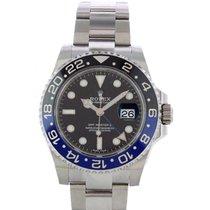 Rolex GMT-Master II 116710BLNR BATMAN új