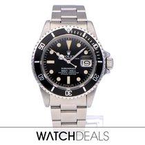 Rolex Submariner Date 1680 1978 подержанные