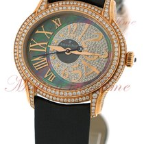 Audemars Piguet Millenary Ladies Rose gold 39mm Mother of pearl United States of America, New York, New York