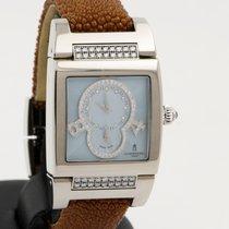 De Grisogono Instrumentino in white gold with diamonds TINOS03AT