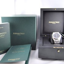 Audemars Piguet Royal Oak , 15400, New, Nuovo Full set