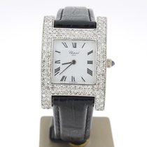 Chopard Your Hour Geelgoud 24mm Wit Romeins