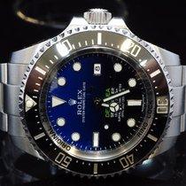 Rolex James Cameron  D-Blue Sea-Dweller Deepsea , 116660, Boxed