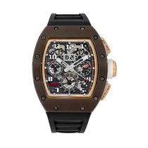 Richard Mille RM 011 Ceramic 50mm Transparent No numerals United States of America, New York, New York