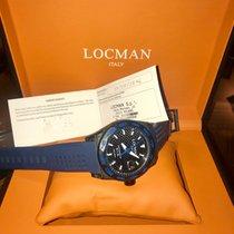 Locman Stealth 300 Metri Carbon Titanium