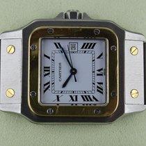 Cartier Santos Galbée 2319 Acero y Oro