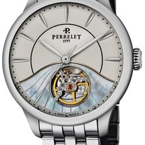 Perrelet Automatic new First Class Mother of pearl
