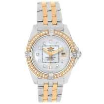 Breitling Cockpit Lady pre-owned 32mm Steel