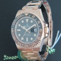 Rolex GMT-Master II nouveau 40mm Or rose