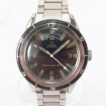 Omega 165.014 Steel 1965 Seamaster 38mm pre-owned