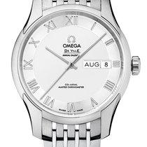 Omega De Ville Hour Vision Steel 41mm Silver