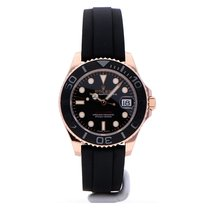 Rolex Yacht-Master 37 occasion 37mm Or rose