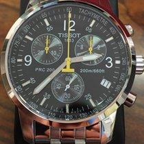 Tissot Chronograf 42mm Kwarcowy nowość PRC 200 Czarny