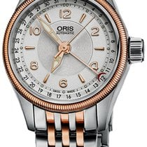 Oris Big Crown Pointer Date new Automatic Watch with original box 59476804331MB