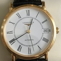 63b9d561848 Longines Grande Classique Yellow Gold Plated 34mm Automatic SALE