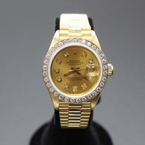 Rolex Lady-Datejust 69168 brukt