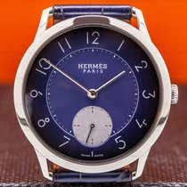 Hermès Steel 39mm Automatic CA2.810 pre-owned