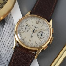 Vacheron Constantin Yellow gold 35mm Manual winding 4072 pre-owned Singapore, Singapore