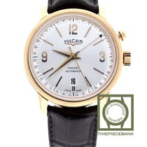 Vulcain Rose gold 42mm Automatic 210550.279L pre-owned