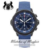 IWC Aquatimer Chronograph новые Автоподзавод Часы с оригинальными документами и коробкой IW379507