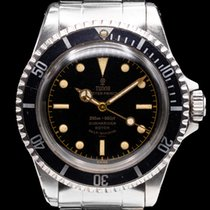Tudor Submariner Steel 40mm Black Arabic numerals United States of America, Massachusetts, Boston