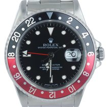 Rolex GMT-Master Steel 40mm Black United States of America, New York, Smithtown
