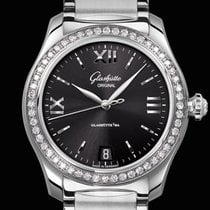 Glashütte Original Lady Serenade Steel 36mm Black Roman numerals United States of America, Florida, Miami