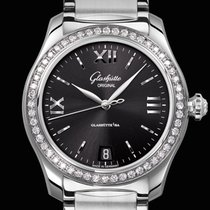 Glashütte Original Lady Serenade new Automatic Watch with original box and original papers 1-39-22-20-22-34