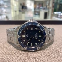 Omega 2531.80 Staal 2000 Seamaster Diver 300 M 41mm tweedehands