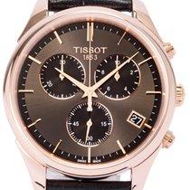 Tissot Roségoud 41mm Quartz T920.417.76.441.00 tweedehands