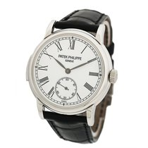 Patek Philippe Minute Repeater Platina 38mm Alb Roman