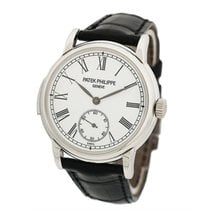 Patek Philippe Minute Repeater Platinum 38mm White Roman numerals United States of America, Georgia, Atlanta