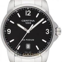 Certina DS Podium C001.410.11.057.00 2020 nouveau