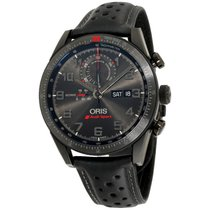Oris Audi Sport Titanium 44mm Black Arabic numerals United States of America, New Jersey, Somerset